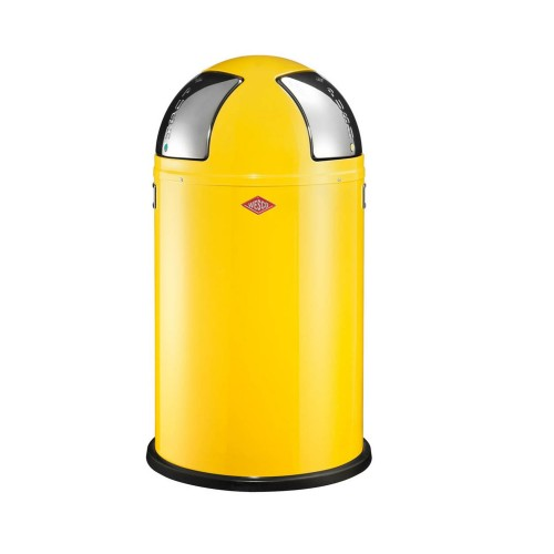 Wesco Push Two 50l, Lemon Yellow