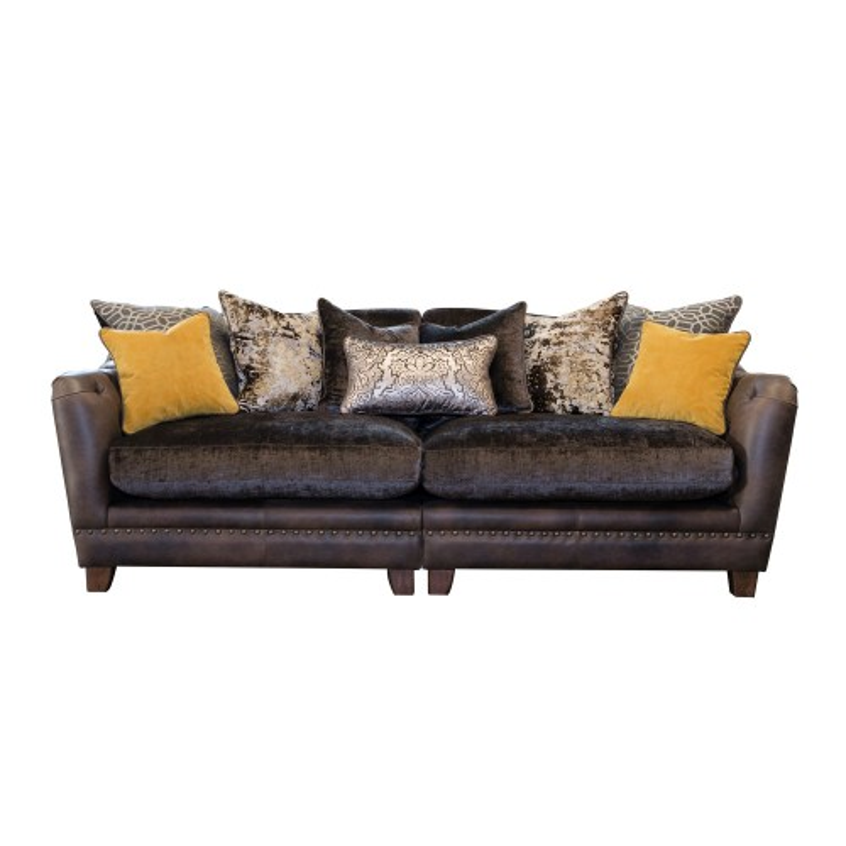 Alexander U0026 James East Grand Sofa (Split)