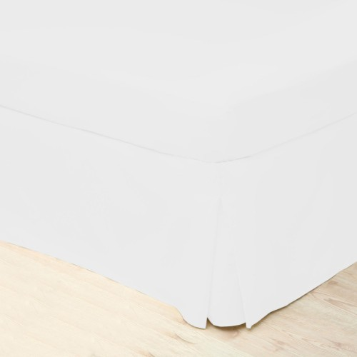 Belledorm Fitted Sheet 2ft 6inch, White