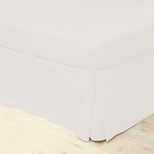 Belledorm Fitted Sheet 2ft 6inch, Ivory