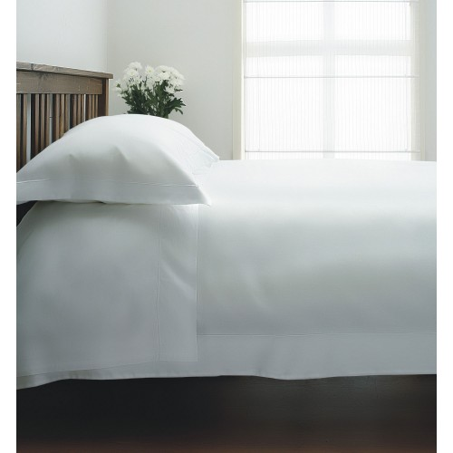 Belledorm Egyptian Cotton Fitted Sheet, 6ft, White