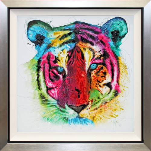 Complete Colour Tiger Pop Liquid Art