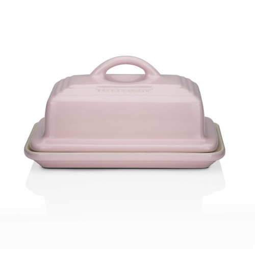 Le Creuset Butter Dish, Chiffon Pink