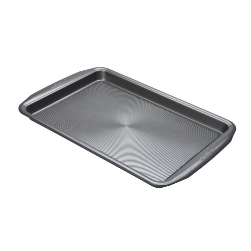 "Circulon Large Oven Tray -10''x15"", Silver"