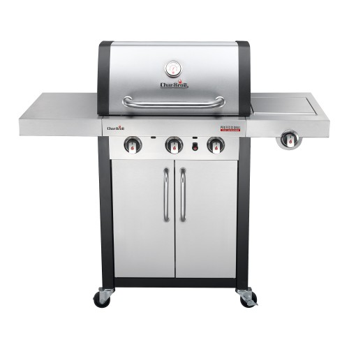 Char-Broil Professional 3400 Gas Barbecue, Silver | Leekes