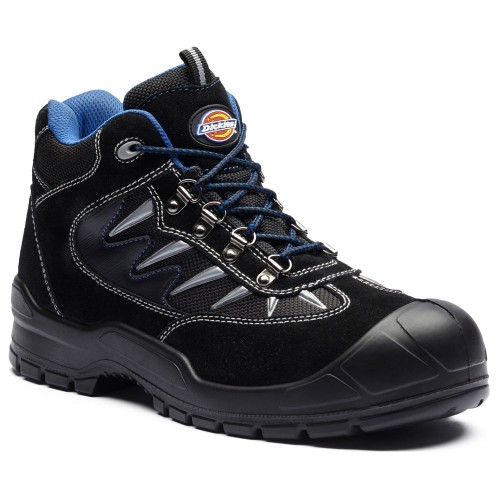 Dickies Size 8 Storm 11 Safety Boot, Black