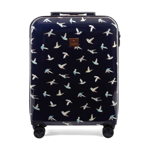 Oasis Hummingbird Cabin Trolley Case, Navy
