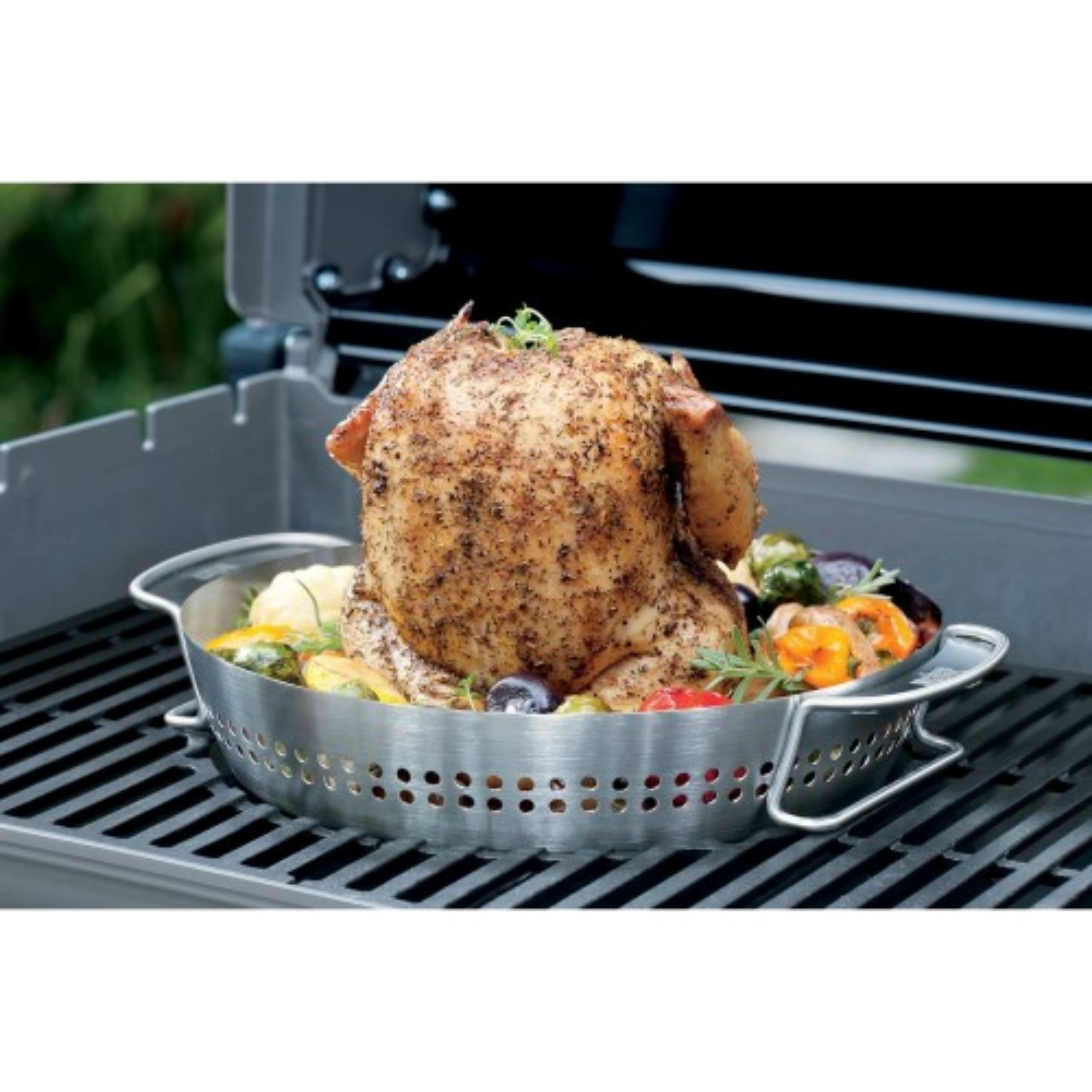 Weber Bbq Poultry Roaster