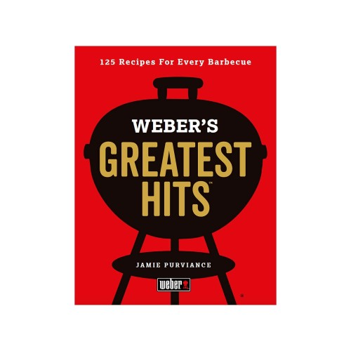 Weber Greatest Hits Bbq Book