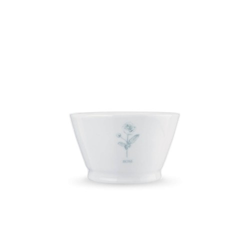 English Garden, Extra Small Serving Bowl, Ivory