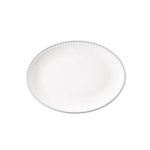 Mary Berry Signature Small Oval Platter, White