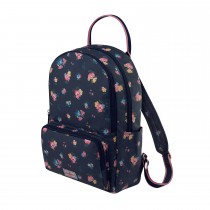 Cath Kidston, Meadow Bunch, Pocket Backpack, Navy