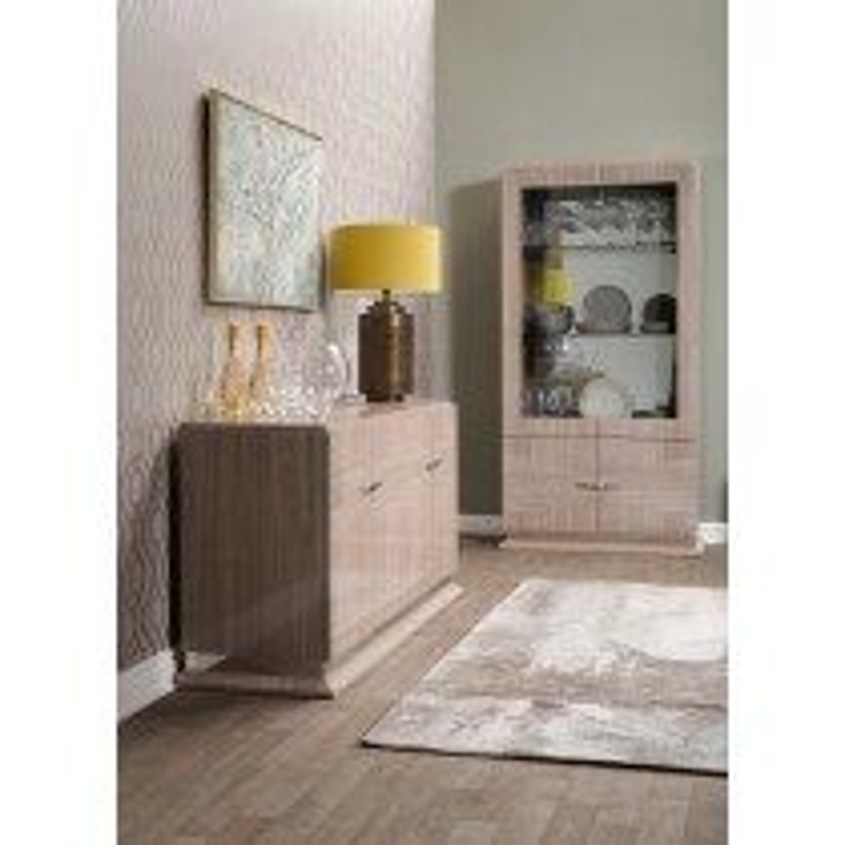 Casa Bergamo Display Cabinet