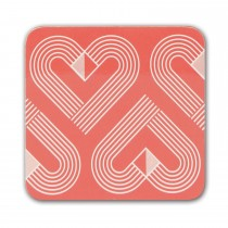 Vibe Coasters, Coral
