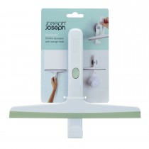 Joseph Joseph, Shower Squeegee With Hook, White