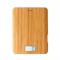 Salter, Eco Kitchen Scales, Bamboo