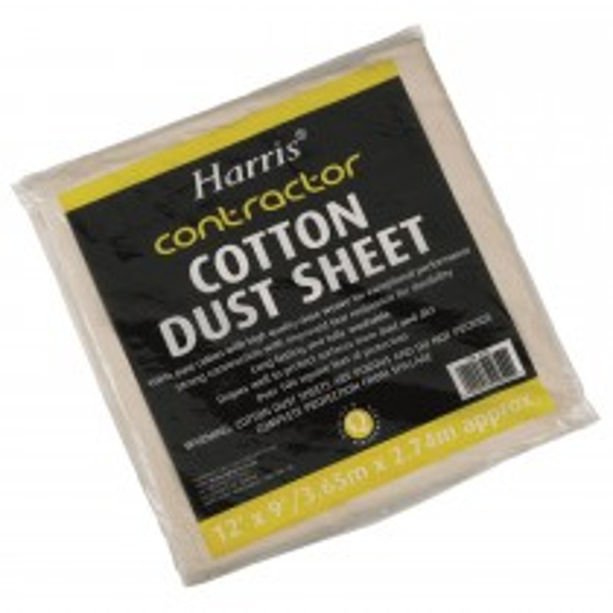 Harris Cotton Dust Sheet