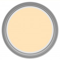 Crown 2.5l Silk Emulsion, Gentle Yellow