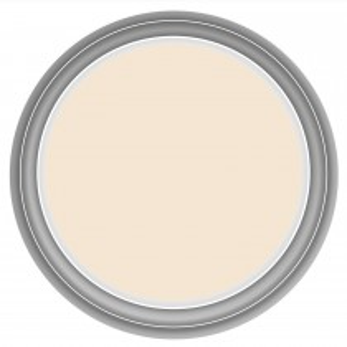 Crown 2.5l Period Matt Emulsion, Old English White