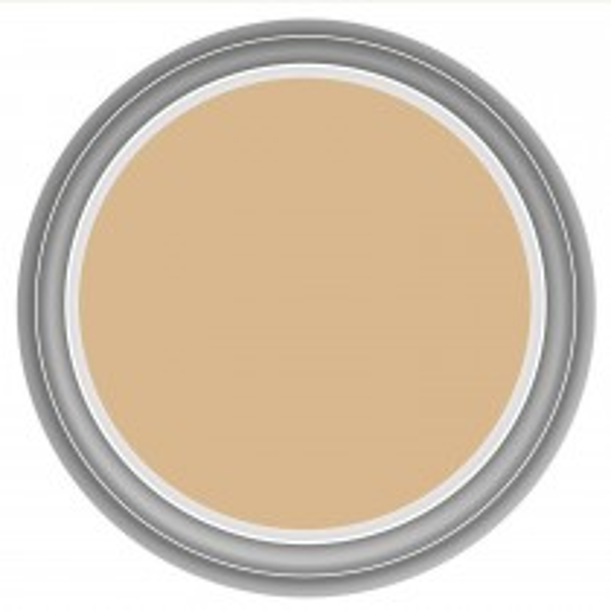 Crown 2.5l Period Matt Emulsion, Imperial Gold