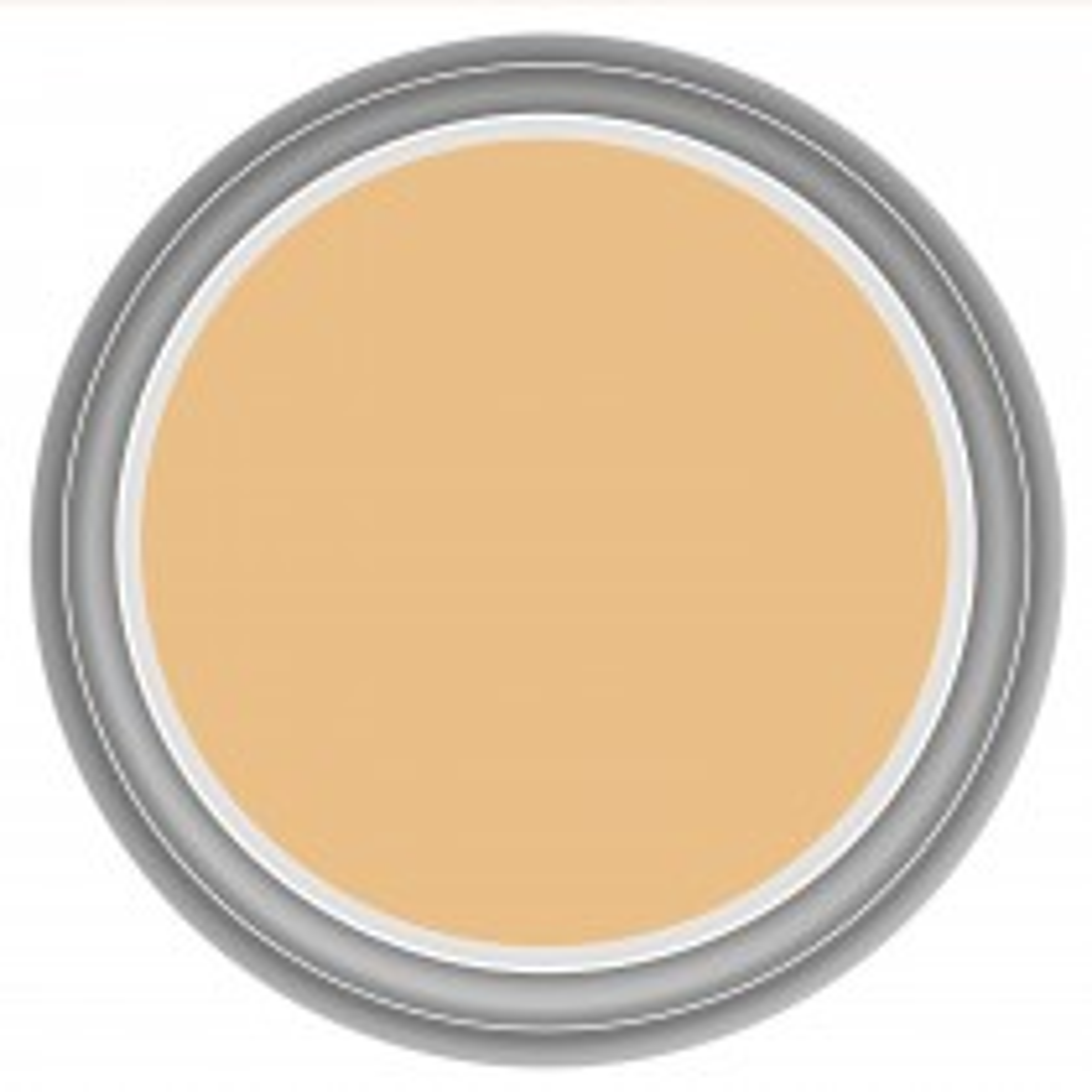 Crown 2.5l Matt Emulsion, Old Gold