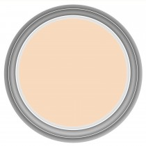 Dulux 2.5l Silk Standard Emulsion Paint, Soft Peach