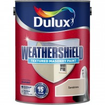 Weathershield 5l Textured Emulsion, Sandstone