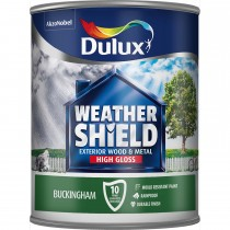 Weathershield 750ml Exterior High Gloss,Buckingham