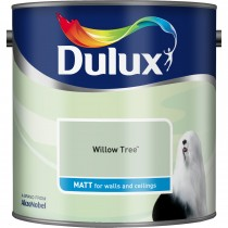 Dulux 5L Matt Emulsion Paint, Willow Tree
