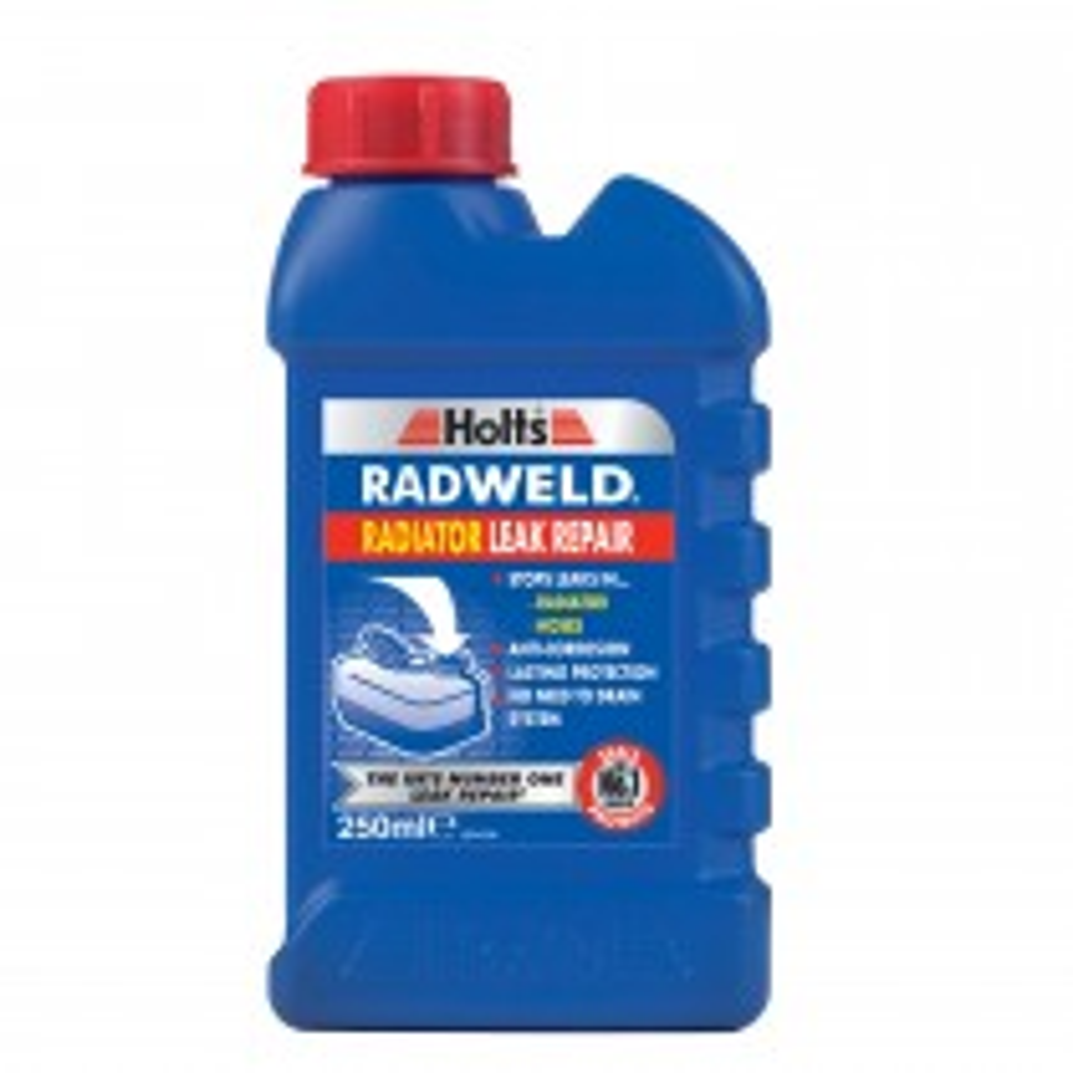 Holts 250ml Radweld Radiator Leak Repair