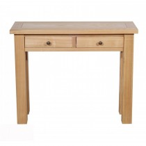 Halo Plum Compact Console Table
