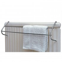 Lloyd Pascal Chrome Radiator Towel Rail
