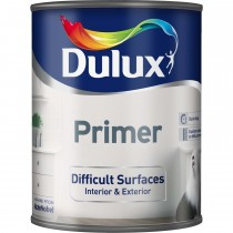 Dulux 750ml Difficult Surfaces Prime, White