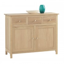 Corndell Nimbus Triple Drawer Sideboard