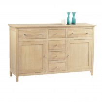Corndell Nimbus Long 6 Drawer Sideboard