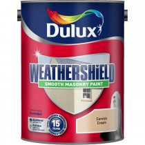 Weathershield 5l Smooth Cornish Cream