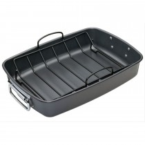 Master Class KCMCHB52 Non-Stick Roasting Pan with Rack