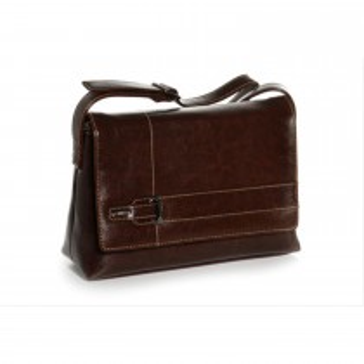 Jane Shilton Finsbury Medium Compartment Flapover Shoulder Bag Brown