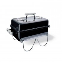 Weber Tabletop Go Anywhere Grill Black