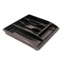 Addis Drawer Organiser Black