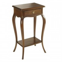 Casa Mahogany Isabel Side Table