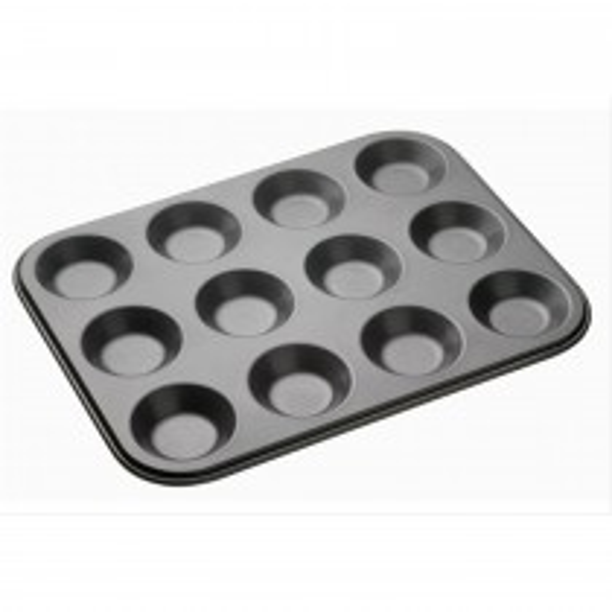 Kitchencraft MC Shallow 12 Hole Bun Pan