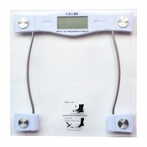 Casa Charcoal Sqaure Glass Scale