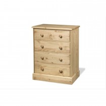 Casa Cotswold 4 Drawer Chest