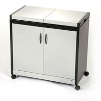 Connoisseur Hostess Trolley Silver