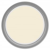 Farrow & Ball No.1 Lime White Estate Emulsion Paint Matt, 2.5 Litre