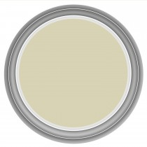 Farrow & Ball No.15 Bone Estate Emulsion Paint Matt, 2.5 Litre