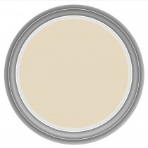 Farrow & Ball 2.5litre Estate Emulsion, No.201 Shaded White