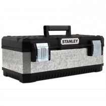 Stanley STA195620 26'' Galvanised Metal Toolbox