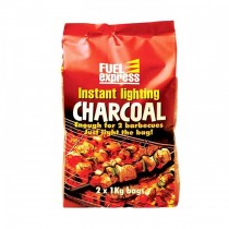 Fuel Express Instant Light Charcoal, 2kg